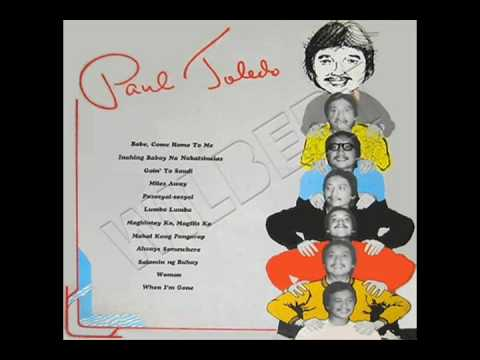 BABE, COME HOME TO ME - Paul Toledo
