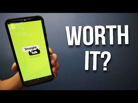 Straight Talk Review - Walmart's Best Cheap Cell Phone Plans (with Unlimited Data)