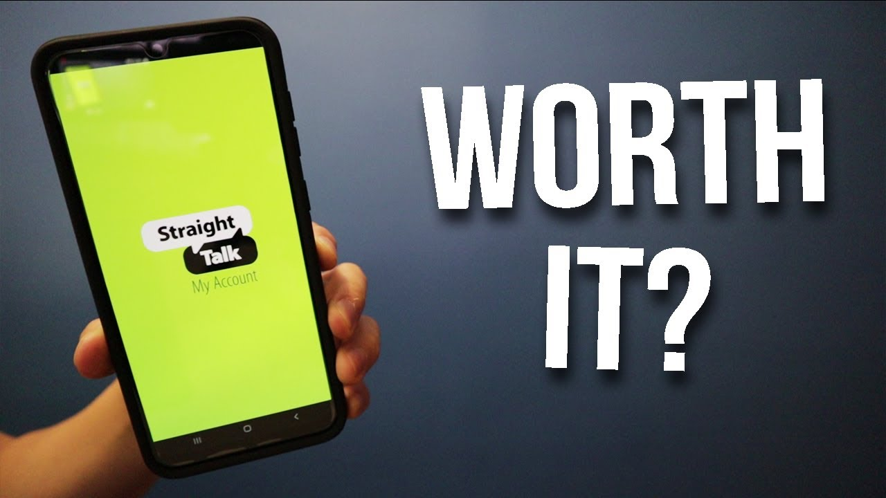 Straight Talk Review - Walmart's Best Cheap Cell Phone ...