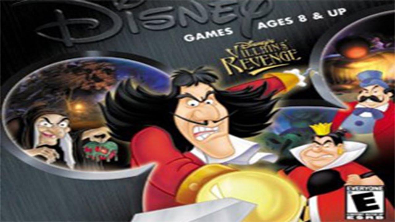 Let S Play Disney S Villains Revenge Part 1 Youtube
