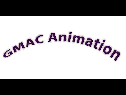 GMAC ANIMATION Digital Designing Courses by industry expert