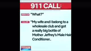 Funniest 911 Call EVER
