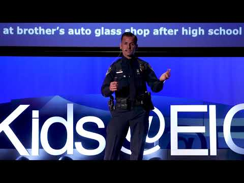 Building Bridges | Louie Michael | TEDxKids@ElCajon