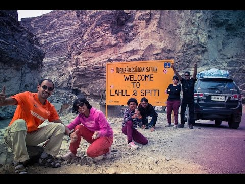 Episode 2/4 | Spiti Valley Family Road Trip from Bangalore