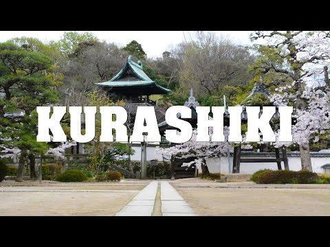 kurashiki 倉敷市 bikan historical quarter in japan okayama