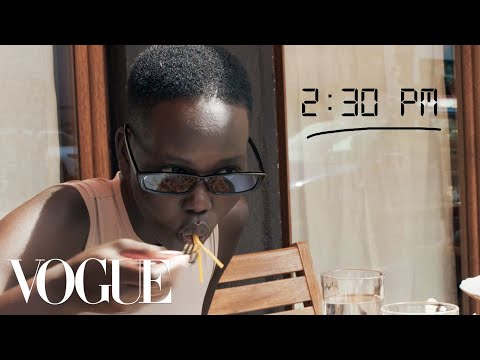 WATCH Top Model Adut Akech Gets Runway Ready: Diary of a Model