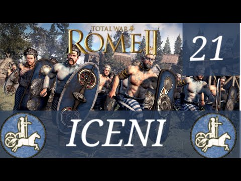 Let's Play Total War Rome 2:Iceni Survival Challenge #21