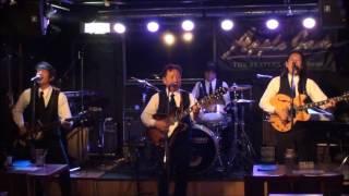 広島市西区横川にありますLive Cafe Apple Jamのハウスバンド 「FABRICK...