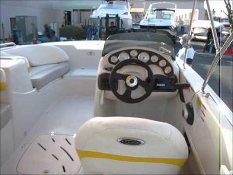 2009 tracker tahoe 195 deck boat youtube. Black Bedroom Furniture Sets. Home Design Ideas