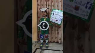 Win 1st prize moksh Fancy dress competition ideas for kids