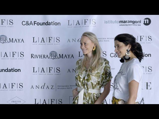 The Latin American Fashion Summit 2018