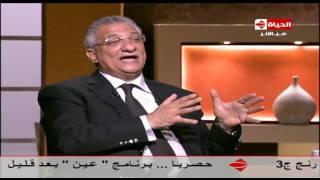 زكي بدر: لا أعتقد أن هناك وزير سعيد (فيديو)