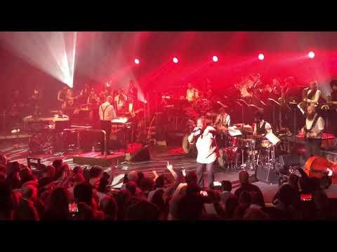 David Rodigan & The Outlook Orchestra at Royal Festival Hall, London 2018