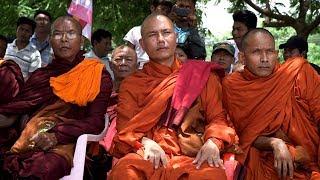 The Battle for Myanmar's Buddhist spirit