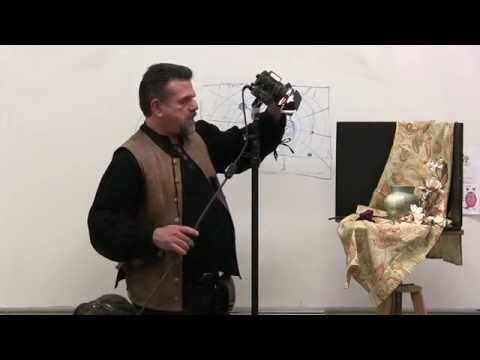 Composition - Eye Movement  and setting up a still life for painting -Alla Prima -Stefan Baumann