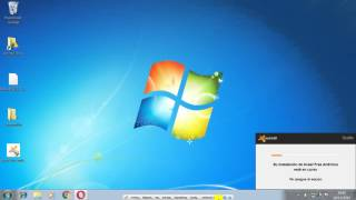 Como instalar y desinstalar Avast free 2016 en Windows 7