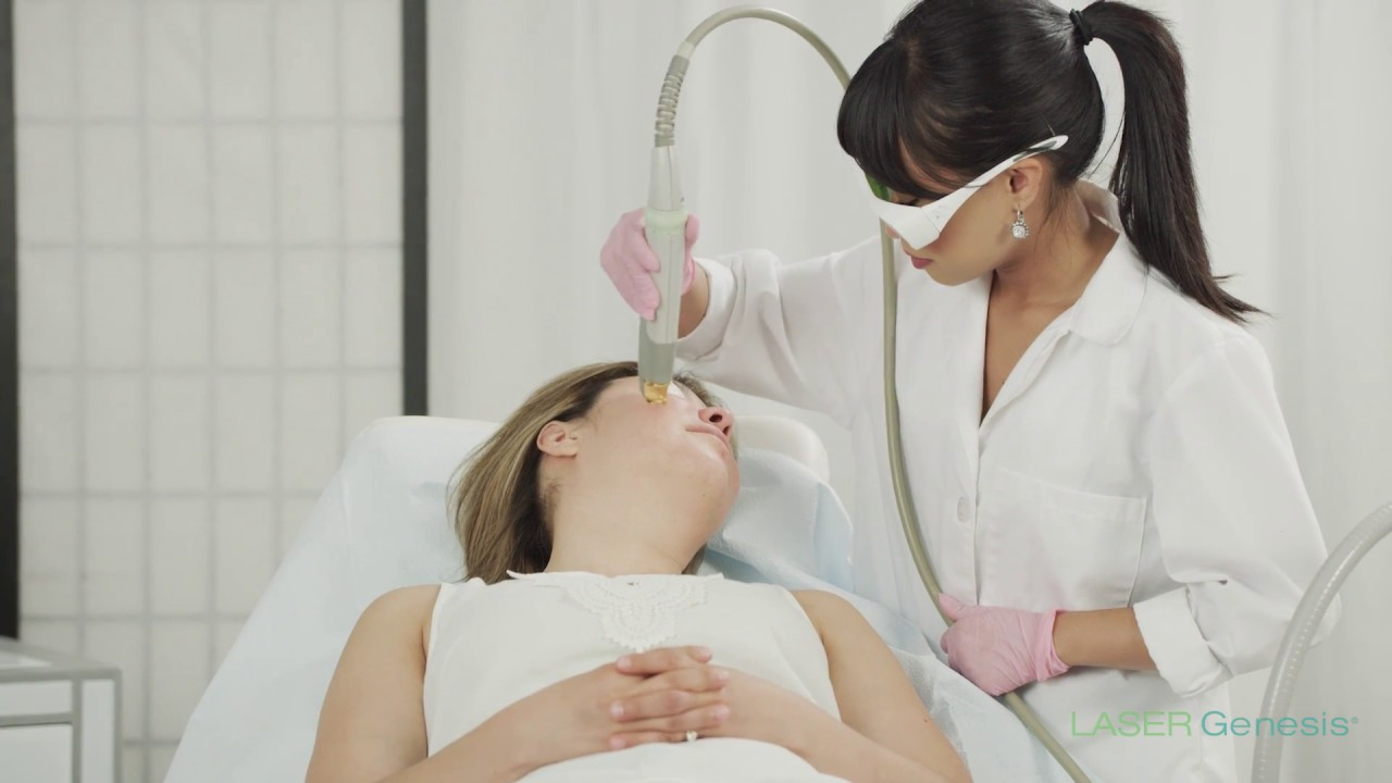 xeo Laser Genesis Treatment