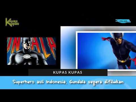 Mantab ! Superhero asli Indonesia, Gundala segera difilmkan oleh Joko Anwar! Mp3