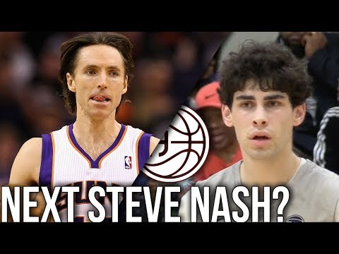 Is Spencer Freedman the NEXT Steve Nash? FULL EYBL 17u HIGHLIGHTS