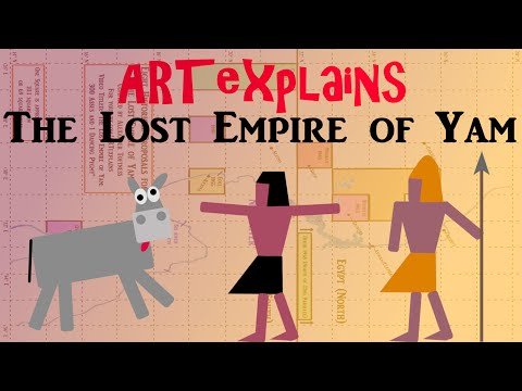 ARTexplains The Lost Empire of Yam: 300 Asses and 1 Dancing Pygmy