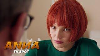 "Anna (2019 Movie) Official TV Spot ""Poupee"" – Sasha Luss, Luke Evans, Cillian Murphy, Helen Mirren"