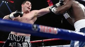 Andy Ruiz Jr. vs. Tor Hamer