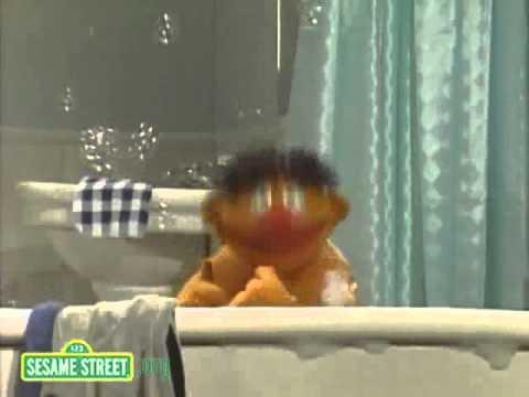 Classic Sesame Street Do De Rubber Duck Youtube