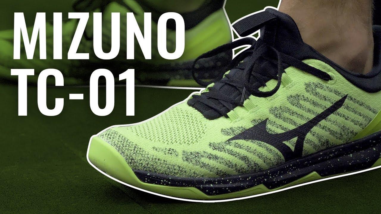 Mizuno TC-01 Cross Training Shoe Review