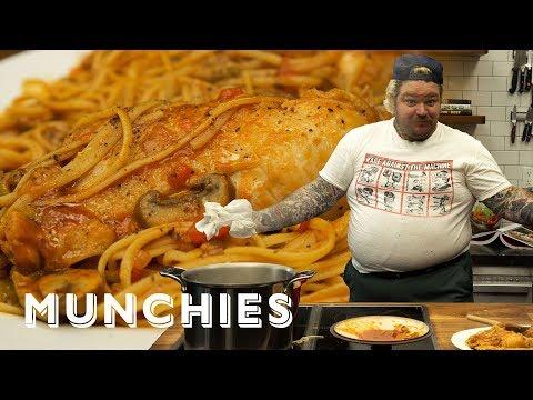 How to Make Matty Matheson's Favorite Chicken Cacciatore