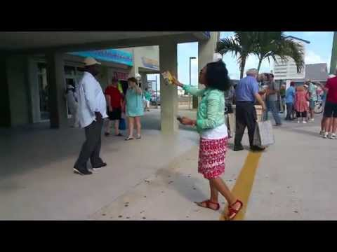 CAYMAN ISLANDS Thunder! @ WORLD VISION DAY Extension JAN.2015