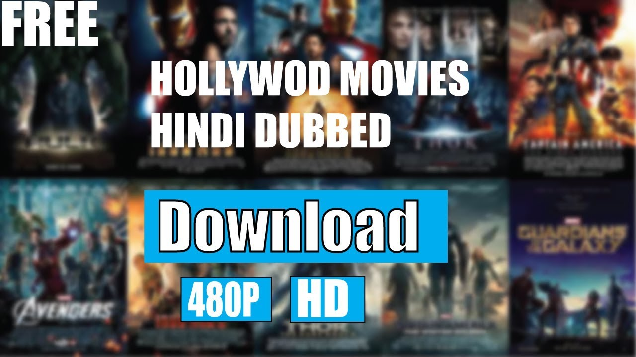 Hollywood movie hindi dubbed hd free download 2020
