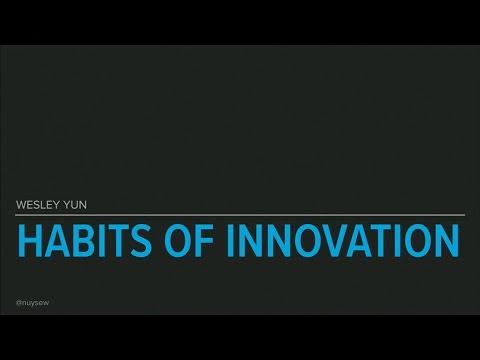 A Habit of Innovation - Atlassian Summit 2016