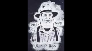 "Utah Phillips - ""The Two Bums""/""Hallelujah, I"