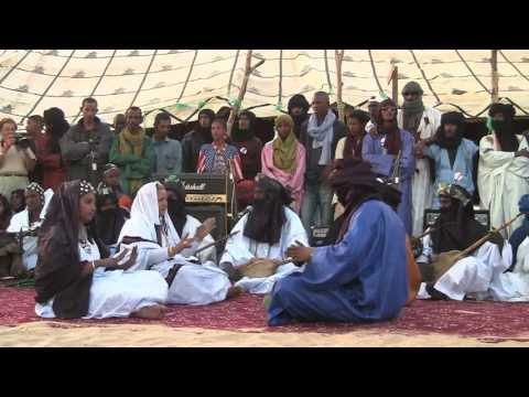 Festival in the Desert -  Featuring Traditional Tuareg culture & Samba Touré