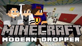 Minecraft Parkour: Modern Dropper! #3 w/ Undecided, Tomek