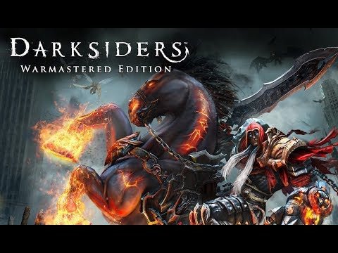 DARKSIDERS 4K Game Movie (Warmaster Edition) All Cutscenes Ultra HD 60FPS