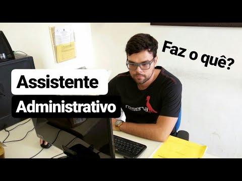 O que faz um Assistente em Administração de Universidade Federal?