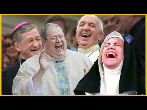 10 Hilarious Catholic Jokes