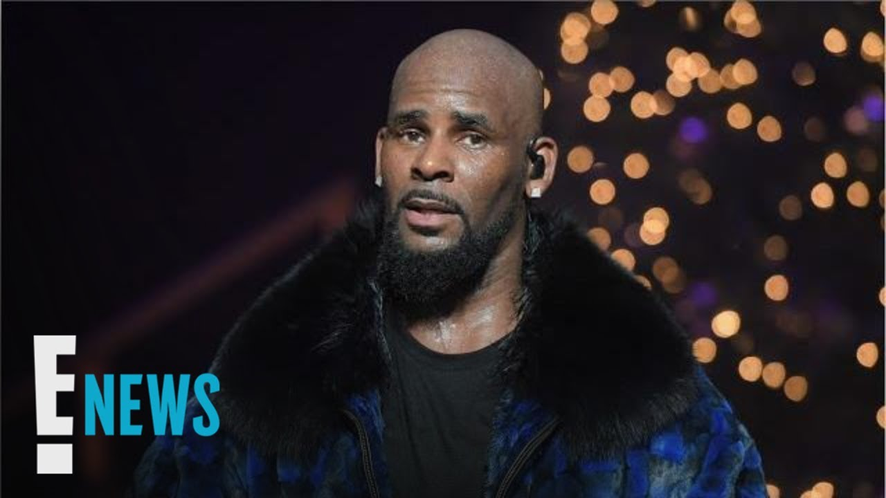 R Kelly Charged With 10 Counts Of Criminal Sexual Abuse E News