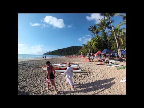 GoPro: Etty Bay surf carnival timelapse 2014