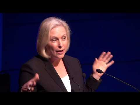 A Conversation with Sen  Kirsten Gillibrand
