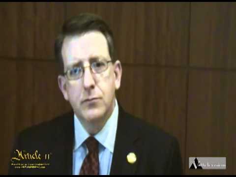 Attorney Mark Hatfield Post Eligibility Hearing Public Statement - 1-26-2012