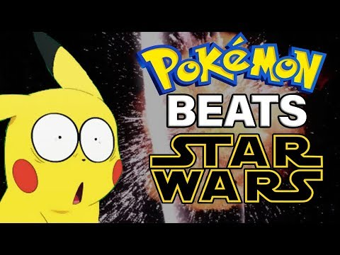 POKEMON BEATS STAR WARS AS HIGHEST GROSSING FRANCHISE EVER! (Unbelievable Pokemon Trivia)