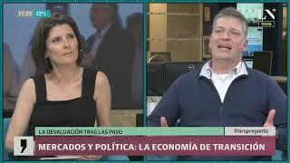 ¿Qué vio el economista que pronosticó un 45% para Alberto Fernández?