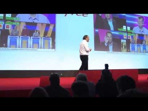Conference de Presse FREE - Freebox 4K - 10-03-2015