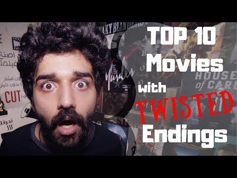 "فيلمر Top10 |  أفضل 10 أفلام بنهايات صادمة ""Twisted Endings"""