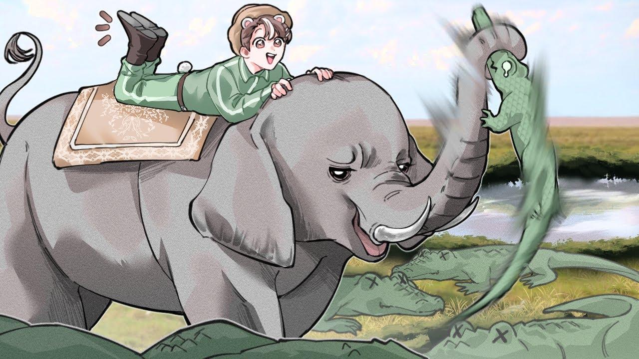 코끼리 최강설