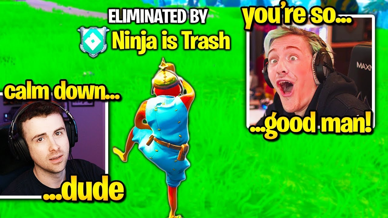 Download NINJA *LOSES IT* after STREAM SNIPER Does THIS! (Fortnite)