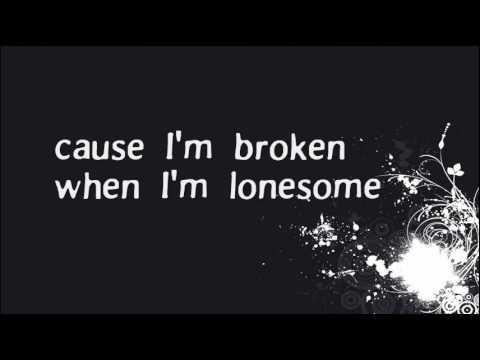Seether (Ft. Amy Lee) - Broken Lyrics