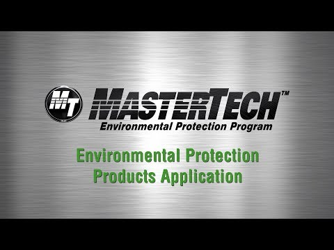 MasterTech™ Environmental Protection Products Application